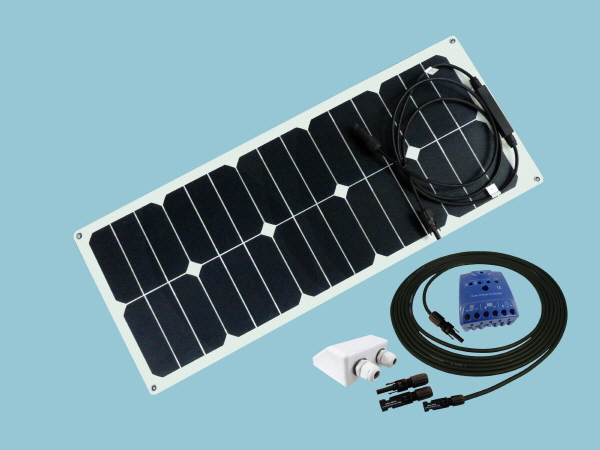 Sunshine Flexible 35W 12V Kit