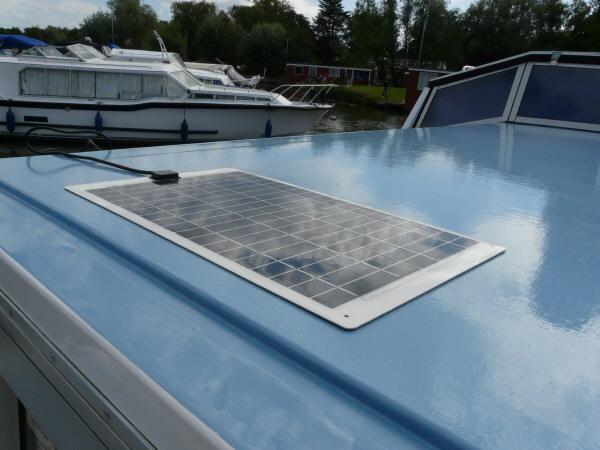 Sunshine Marine Solar Module 20W