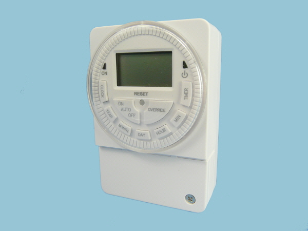 12 Volt Programmable 7 Day Digital Timer