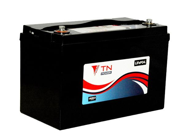 TN Power 100Ah Lithium Leisure Battery LiFePO4