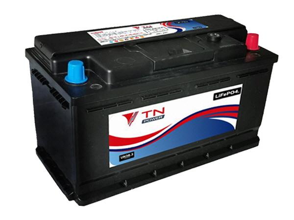TN Power 110Ah Lithium Leisure Battery LiFePO4