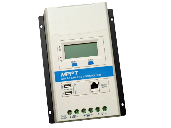 MPPT Solar Regulator/Controller 30A 12V/24V - With Display