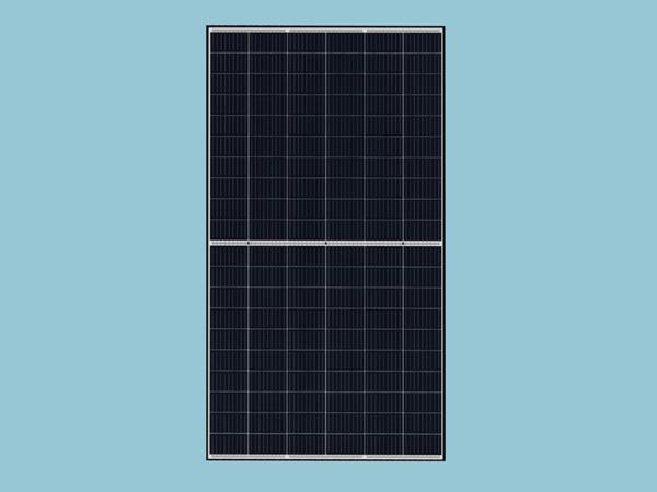 340W Solar PV Module MONO - Black Frame - Half Cell