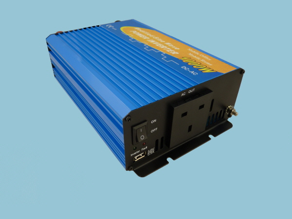 1000W - 12V Modified Sine Wave Sunshine Power Inverter