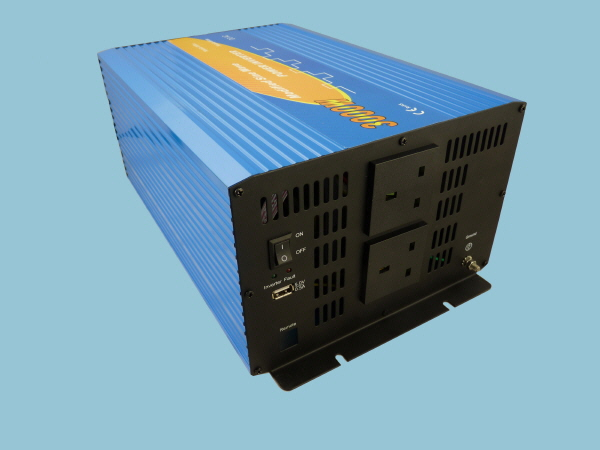 3000W - 12V Modified Sine Wave Sunshine Power Inverter