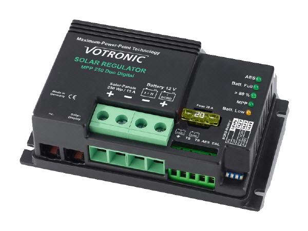Dual MPPT Battery Controller - 15A - 12V