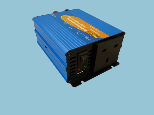 150W - 12V Modified Sine Wave Sunshine Power Inverter