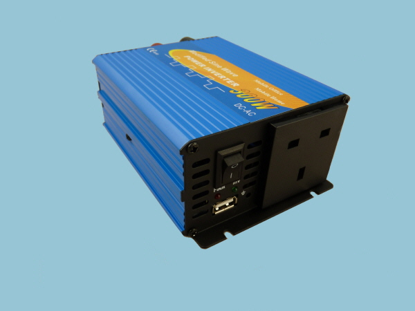 300W - 12V Modified Sine Wave Sunshine Power Inverter