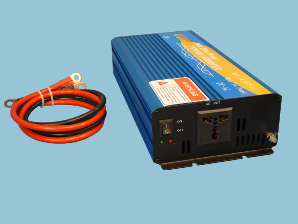 1000W - 24V Pure Sine Wave Sunshine Power Inverter
