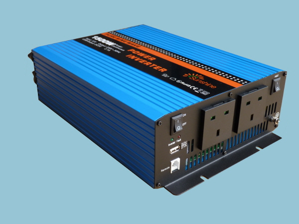 1500W - 24V Pure Sine Wave Sunshine Power Inverter