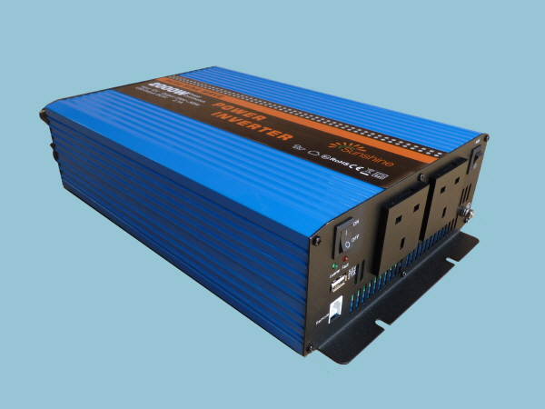 2000W - 12V Pure Sine Wave Sunshine Power Inverter