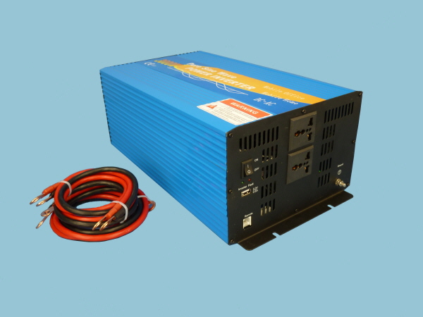 4000W - 12V Pure Sine Wave Sunshine Power Inverter