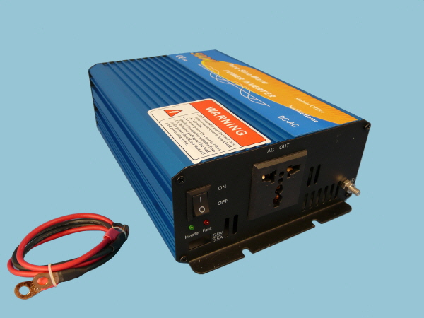 500W - 12V Pure Sine Wave Sunshine Power Inverter