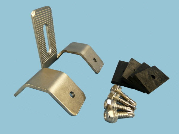 fastFIX Roof Anchor - Corrugated Metal Vertical