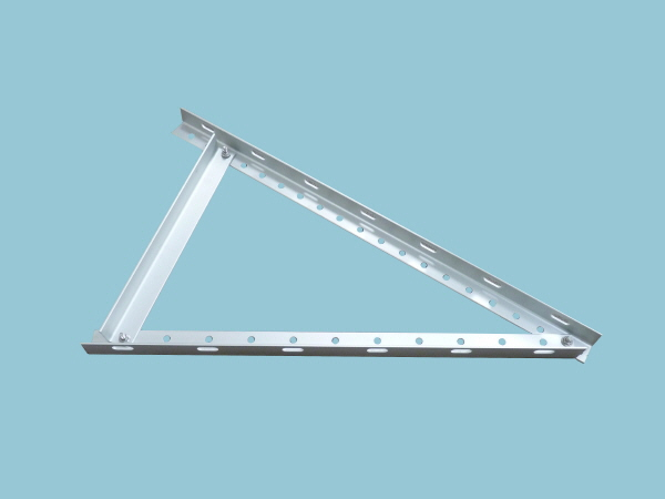 Solar Panel Adjustable Triangle Support Frame - 850mm
