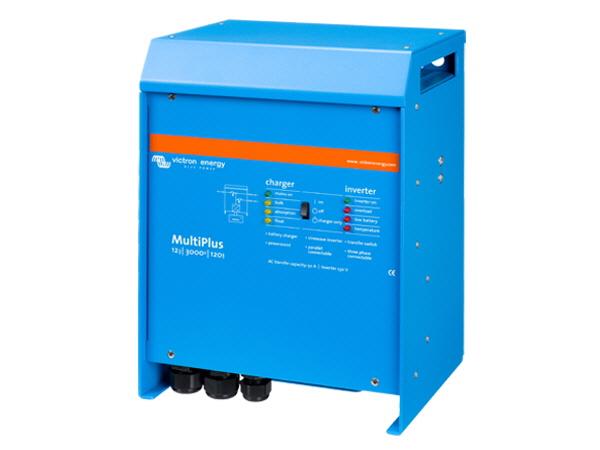 Victron MultiPlus Inverter Charger 12V/3000VA/120A